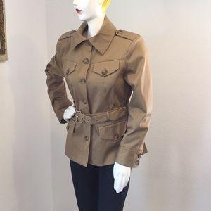 Jackets & Blazers - Anne Klein Sport Snazzy Coat